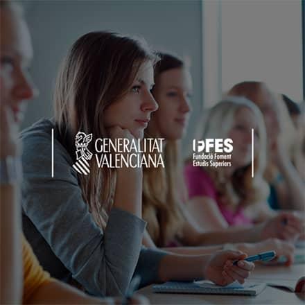 Rediseño web para FFES