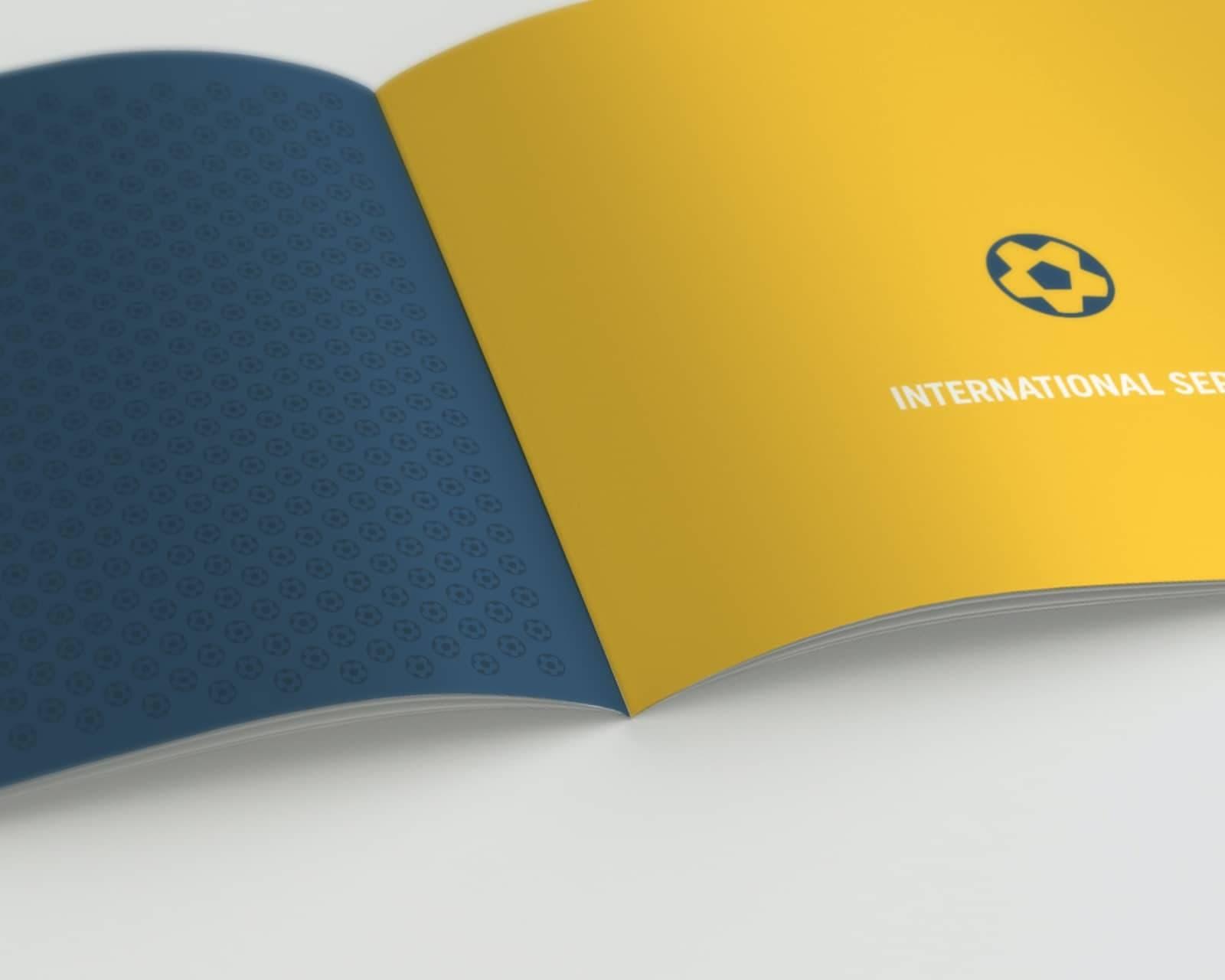 Diseño gráfico para Toldrá Football Consulting