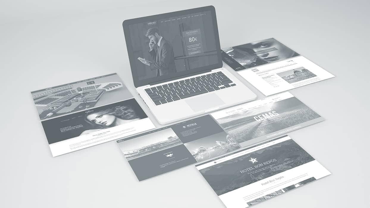 En Momentum360 estamos especializados en el diseño de páginas web en Valencia